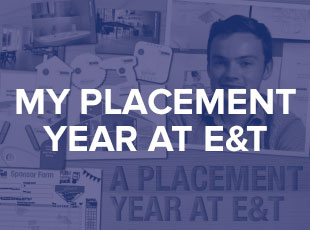 My Placement Year at ET