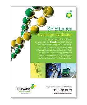 BP Bitumen Advert