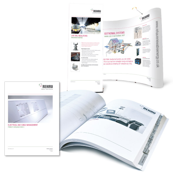 REHAU Exhibition Stand and Technical Manual