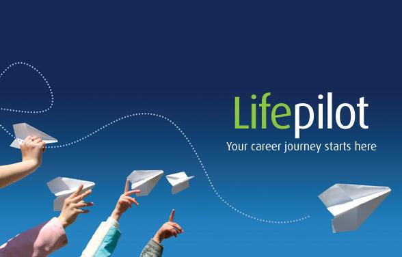 Lifepilot logo