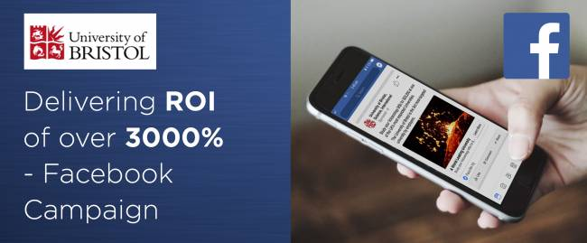Delivering ROI of over 3000% - Facebook Campaign
