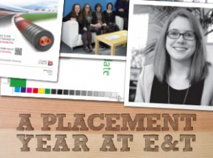 A Placement Year at E&T