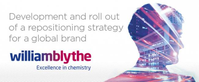 William Blythe - Development and roll out of a repositioning strategy for a global brand