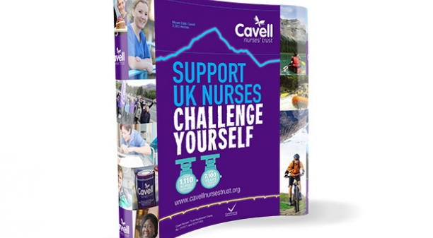 Cavell Nurses' Trust Exhibition Stand