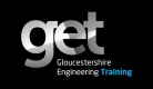 Gloucestershire Engineering Training Branding
